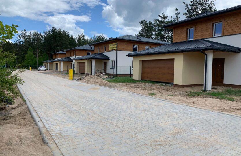 Dom wolnostojący Wasilków ul. Sportowa Campo Osiedla 1