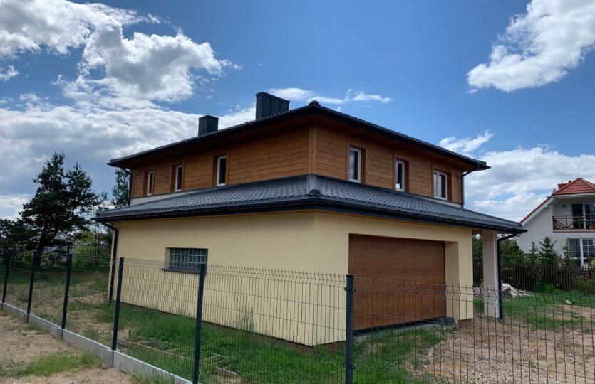 Dom wolnostojący Wasilków ul. Sportowa Campo Osiedla 3