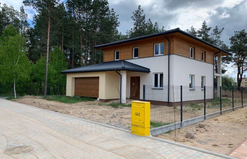 Dom wolnostojący Wasilków ul. Sportowa Campo Osiedla 5